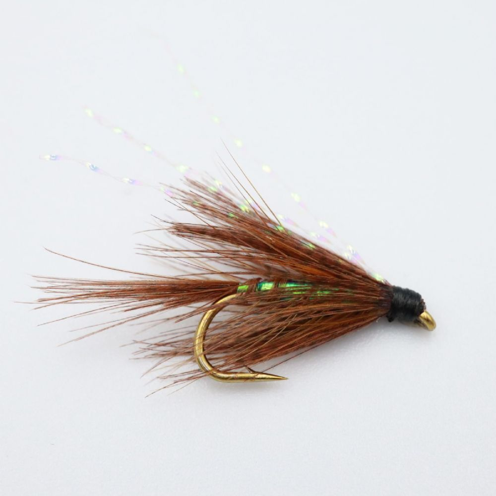 Pearly Dabbler Fishing Fly